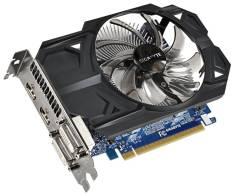 Видеокарта Gigabyte PCI-E GV-N75TOC-1GI nVidia GeForce GTX 750Ti 1024M