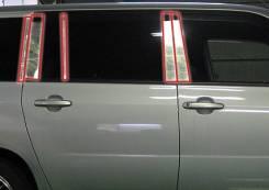 Накладка на стойку. Toyota Succeed, NCP51V, NCP52, NCP59G, NLP51V, NLP51, NCP50, NCP51, NCP55V, NCP55, NCP58, NCP59, NCP58G Toyota Probox, NCP55V, NCP...