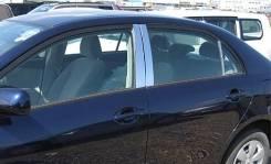 Накладка на стойку. Toyota Corolla Axio, ZRE142, NZE141, NZE144, ZRE144