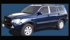 Накладка на стойку. Toyota Kluger V, MCU20W, MCU25, MHU28W, ACU20, MHU28, MCU20, ACU20W, ACU25W, ACU25, MCU25W Toyota Kluger Hybrid, MHU28W Toyota Klu...