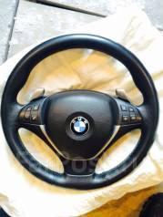 Руль. BMW X6