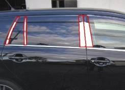 Накладка на стойку. Toyota Corolla Fielder, ZRE144G, NZE124G, ZRE142G, ZZE123G, NZE141G, CE121G, NZE121G, ZZE124G, NZE144G, ZZE122G