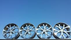 Ion Alloy. 7.5x18, 5x114.30, ET48, ЦО 72,0 мм.
