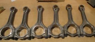 Шатун. BMW Z3 BMW 5-Series, E39, E34 BMW 3-Series, E36 Двигатели: M52B25, M52B28, M52TUB25