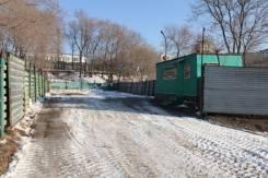Земельный участок на Енисейской на территории базы. Фото участка