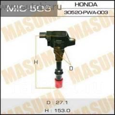 Катушка зажигания. Honda: Civic, Jazz, Fit Aria, Civic Hybrid, Partner, Fit, City, Mobilio Двигатели: L13A7, L13A5, L13A6, L13A1, L12A3, L12A4, L12A1...