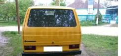 Дверь багажника. Volkswagen Transporter