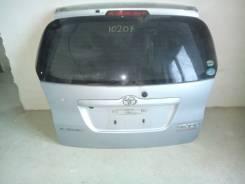 Дверь багажника. Toyota Corolla Spacio, NZE121N, NZE121