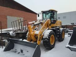HZM 933. Продам фронтальный погрузчик (S28R), 6 800 куб. см., 3 300 кг. Под заказ