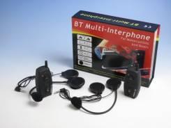Bluetooth мото гарнитура