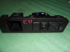 Блок управления зеркалами. Nissan Note, E11E, E11