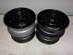 Диск колесный железо 1995- 1.6 Daewoo Nexia