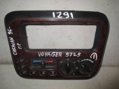 Блок управления печкой 1996-2001 Dodge Caravan