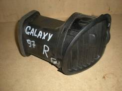 Дефлектор торпедо правый 1995-2006 2.3 МКПП Ford Galaxy I