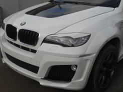 Накладка на фару. BMW X6, E71. Под заказ
