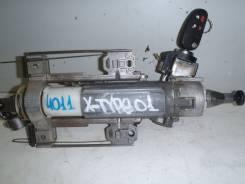 Колонка рулевая с замком зажигания 2001-2009 RHD Jaguar X-TYPE
