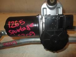 Моторчик стеклоочистителя передний Kia Sportage 2010-
