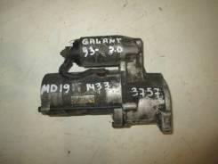 Стартер 1993-1997 2.0TD (гр) Mitsubishi Galant