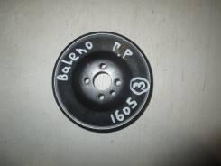 Шкив водяного насоса (помпы) Suzuki Baleno 1995-