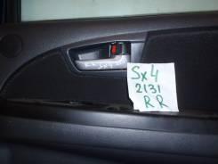 Ручка двери внутренняя правая 2006- 1.6 АКПП Седан Suzuki SX4