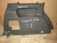 Обшивка багажника нижняя левая 2003-2010 VW Touran