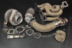 Турбина. Nissan Silvia, S13, S14, S15 Двигатели: SR20D, SR20DE, SR20DET, SR20DT