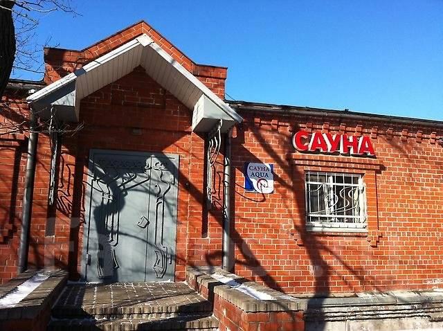 """Сауна """"Аква"""" по ул. Тухачевского 50а во Владивостоке"""