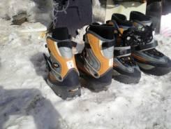 Ботинки сноубордические. 31,5