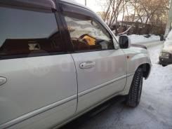 Накладка на дверь. Toyota Land Cruiser, HDJ101, UZJ100 Двигатели: 1HDFTE, 2UZFE