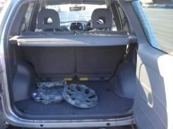 Полка багажника. Toyota RAV4, ACA21 Двигатели: 1AZFSE, 1AZFE