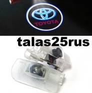 Эмблема. Toyota Estima