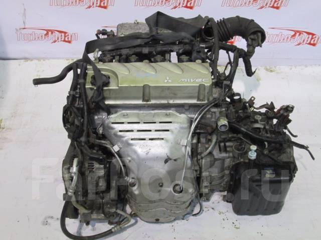 двигатель 4g69 митсубиси аиртрек
