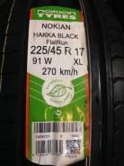 Nokian Hakka Black. Летние, без износа, 1 шт