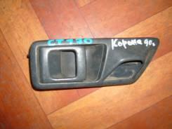 Ручка двери внутренняя. Toyota Corona, CT170 Двигатель 2C