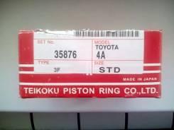 Кольца поршневые. Toyota: Corolla, Corolla Levin, Corona, Corolla FX, Carina, Carina II, Celica, Sprinter, Sprinter Trueno, Corona / Carina II Двигате...