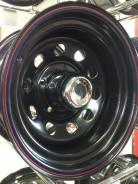 Storm Wheels. 7.0x15, 5x139.70, ET-10, ЦО 110,0мм.
