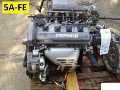 Двигатель на разбор 5A-FE