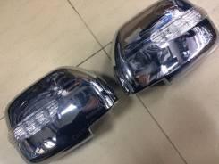 Накладка на зеркало. Toyota Land Cruiser, URJ202, J200, VDJ200, UZJ200