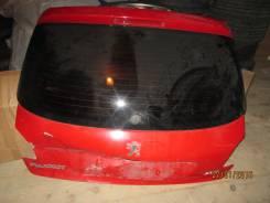 Продам стекло заднее(5-ой двери) для Peugeot 206, 2006г. в.