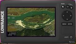 Спутниковая карта в эхолоты Lowrance