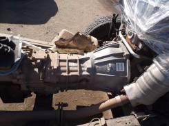 Механическая коробка переключения передач. Mitsubishi L200