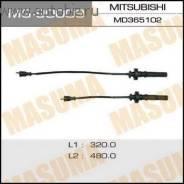 Высоковольтные провода. Mitsubishi: Mirage, Dingo, Lancer Cedia, Lancer Cargo, Colt Plus, Colt, Lancer, Libero Двигатели: 4G15, 4G13