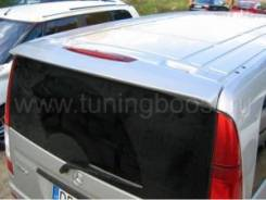 Спойлер. Mercedes-Benz Vito, W639 Mercedes-Benz Viano, W639