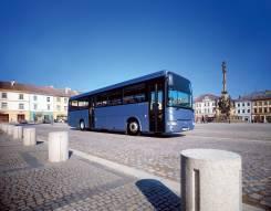 Karosa Crossway. Автобус междугородний , 8 300 куб. см., 51 место
