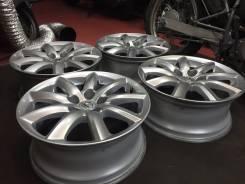 Lexus. 7.5x18, 5x114.30, 5x120.00, ET32, ЦО 60,1мм.
