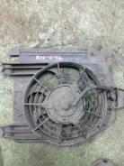 Вентилятор охлаждения радиатора. Kia Rio