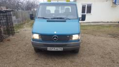 Mercedes-Benz Sprinter. Эвакуатор mercedes benz sprinter, 2 900 куб. см., 2 700 кг.