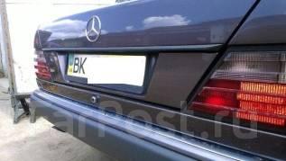 Накладка крышки багажника. Mercedes-Benz E-Class, W124. Под заказ