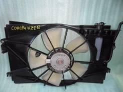 Вентилятор охлаждения радиатора. Toyota Corolla, NZE120 Двигатель 2NZFE