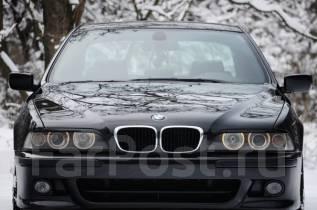 Накладка на фару. BMW 5-Series, E39. Под заказ